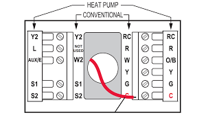 honeywell thermostat wiring instructions diy house help honeywell thermostat wiring diagram