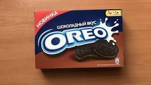 Обзор <b>Печенья OREO Шоколадный Вкус</b> (Новинка <b>ОРЕО</b> ...