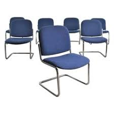 <b>Cantilever Dining Chairs</b> - 48 For Sale on 1stDibs