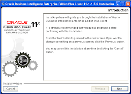 oracle bi administration tool installation obiee 11g client installation introduction obiee administration