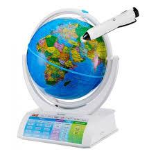 Интерактивный <b>глобус Oregon Scientific</b> SG338R — купить в ...