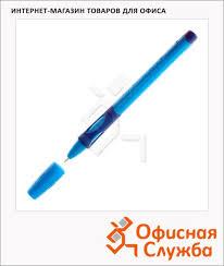 <b>Ручка шариковая</b> для левшей <b>Stabilo Left</b> Right 6318 синяя 0.4мм ...