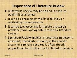 Let     s Read Literature Review Amazon com