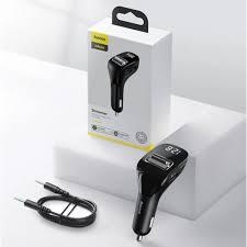 <b>Baseus F40 Streamer</b> AUX Wireless MP3 <b>Car</b> Charger - Find ...