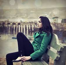 Image result for girl waiting