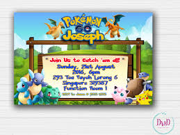 pokemon invites pokemon go birthday invitation pokemon go invitation pokemon go birthday pokemon birthday printable birthday invites digital file