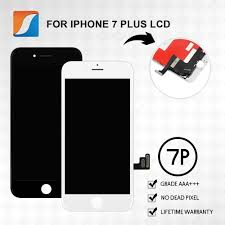 <b>Grade AAA</b>+++ For iPhone 7 7PLUS LCD With 3D <b>Force Touch</b> For ...