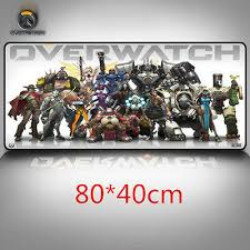 <b>Large 800*400MM</b> Overwatch Extended Speed Edition <b>Gaming</b> ...