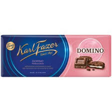 Молочный <b>шоколад</b> Karl Fazer <b>Domino</b> | Отзывы покупателей