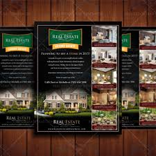 brochure real estate listing brochure template template real estate listing brochure template medium size