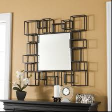 Wall Mirror For Dining Room Formal Wooden Brown Modern Contemporary Dining Room Sets Modern