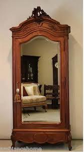 enlarge photo antique furniture armoire