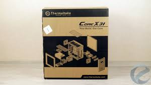 Обзор <b>корпуса Thermaltake Core</b> X31 Tempered Glass Edition ...