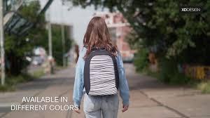 <b>Bobby Compact</b> Anti-Theft backpack by <b>XD Design</b> - YouTube