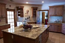 Kitchen Islands With Granite Countertops Kitchen White Color Kitchen Cabinets With Round Kitchen Island