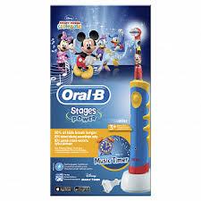 Орал-би <b>зубная щетка</b> электрическая <b>mickey for</b> kids d10.513 ...