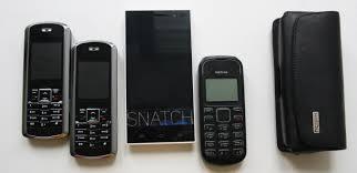 Мобильные телефоны для/против спецслужб / Блог компании ...