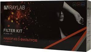 Набор из 3 фильтров <b>RayLab</b> (<b>UV</b>,<b>CPL</b>,<b>ND8</b>) <b>52mm</b> купить ...