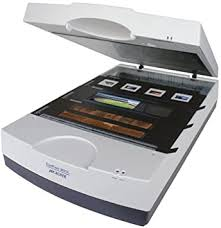 <b>Microtek ScanMaker 9800XL</b> Scanner with Transparent Media Adapter