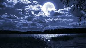 Image result for beautiful full moon night hd