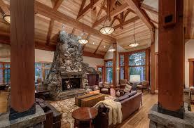 Rustic Cabin Bedroom Decorating Rustic Design Ideas Canadian Log Homes