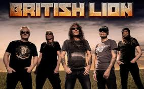 <b>british lion</b> announce new album & us tour dates for 2020