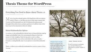 Enfold Designer   Developer   SEO Theme Review Raleigh Leslie Wordpress Theme Review  Thesis by Chris Pearson  amp  DIYthemes