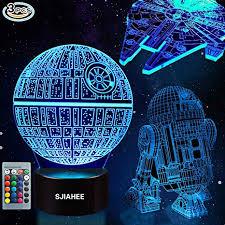 <b>3D Star Wars</b> Lamp - <b>Star Wars</b> Gifts - <b>Star Wars</b> Light - Optical ...