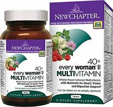 New Chapter Every Woman II 40 Plus Multivitamin 96 ... - Pick 'n Save