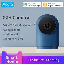 <b>Aqara G2H Smart</b> camera 1080P webcam IP support Apple HomeKit ...