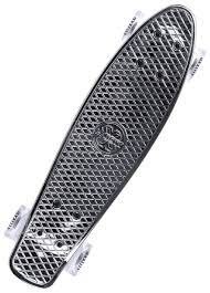 Лонгборд <b>MaxCity Plastic</b> Board Metallic Small — купить по ...