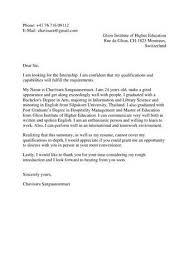 Example Of A Scholarship Motivation Letter Motivation letter