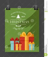 christmas brochure template stock vector image 62688511 christmas brochure template