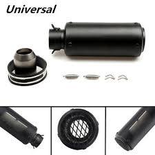 <b>36</b>-<b>51mm</b> Universal <b>Modified Motorcycle Exhaust Muffler Pipe</b> ...