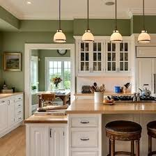 white kitchen cabinets wall color
