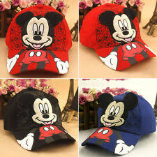 <b>Mickey Mouse Hats</b> for <b>Boys</b> | eBay