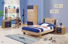 modern broen white bed youth bedroom furniture