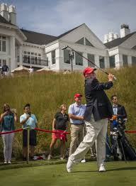 「Welcome To Trump National Golf Club」の画像検索結果