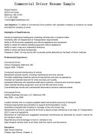 resume examples for driving jobs job resume samples resume examples for driving jobs