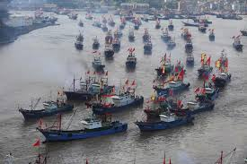 Image result for china fishing boat