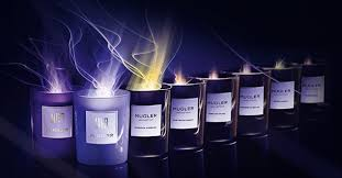 Знаменитые ароматы <b>MUGLER</b> в виде ароматических <b>свечей</b> ...