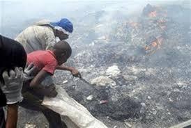 Resultado de imagen para Santo Domingo afectada por humo del vertedero de Duquesa