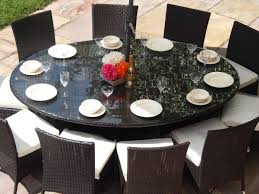 Dining Room Table With 10 Chairs 10 Seater Round Dining Table At Come Alps Home Ideas