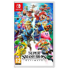 Buy <b>Super Smash</b> Bros Ultimate Nintendo Switch Game | Nintendo ...