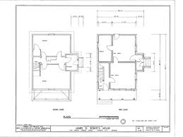 Carpenter Gothic Home Plan  James D  Roberts House  Carson City    tudor style home plan  tudor style home plan