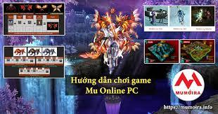 Hướng dẫn chi tiết Hệ Thống Ép Đồ trong game Mu Online