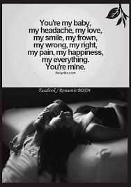 Pin by Laura-Lise Wong on Quotes | Pinterest | About You, My Love ... via Relatably.com