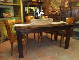 Rustic Wood Dining Room Table New Rustic Dining Room Tables Ideas Amaza Design