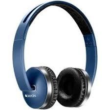 Беспроводные <b>наушники</b> с микрофоном <b>Canyon CNS</b>-<b>CBTHS2 Blue</b>