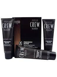 <b>American Crew Precision</b> Blend Hair Colour For Men 4-5 Medium ...